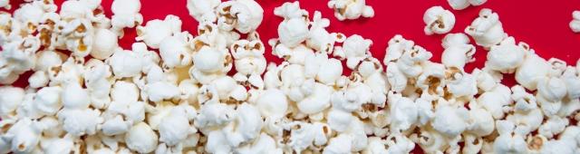 FILM - Clip Art - Popcorn - #11